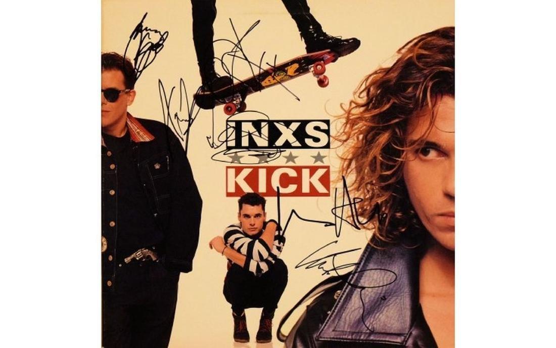 "INXS ""Kick"" Album"