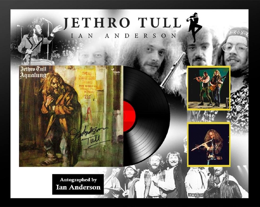 """Jethro Tull """"Aqualung"""" Album"""