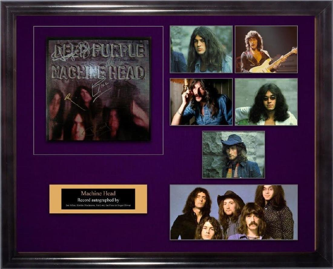 "Deep Purple ""Machine Head"" Album"