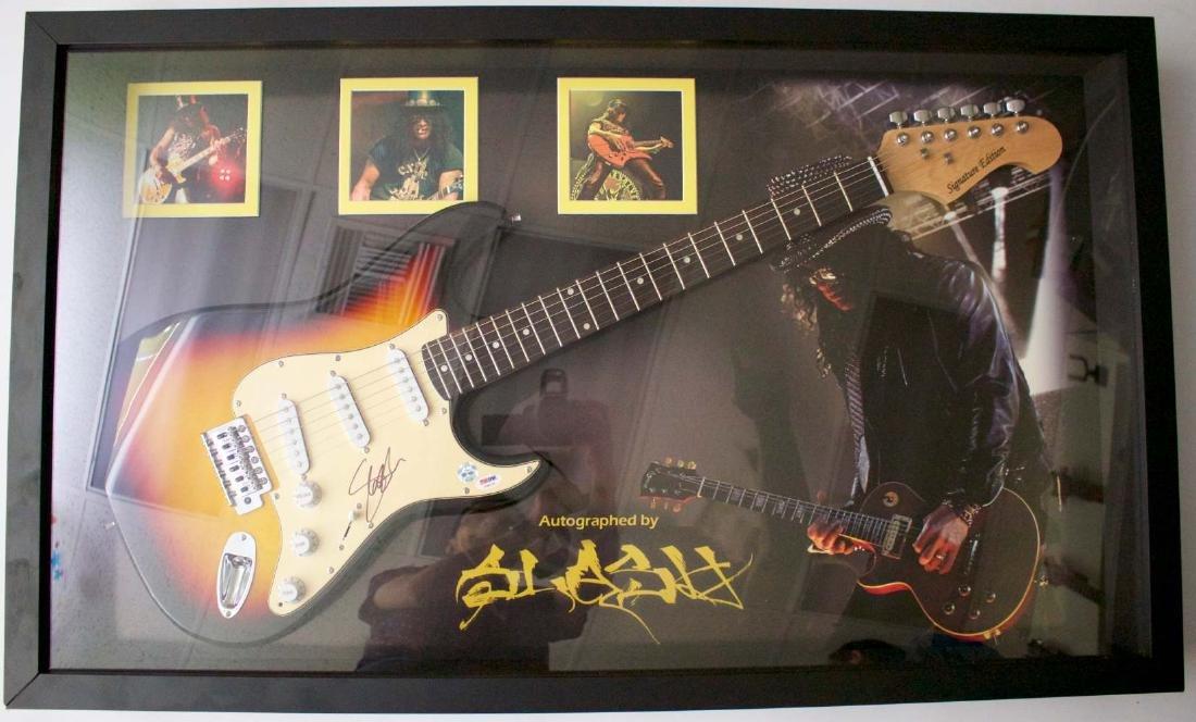 Slash Signed Guitar