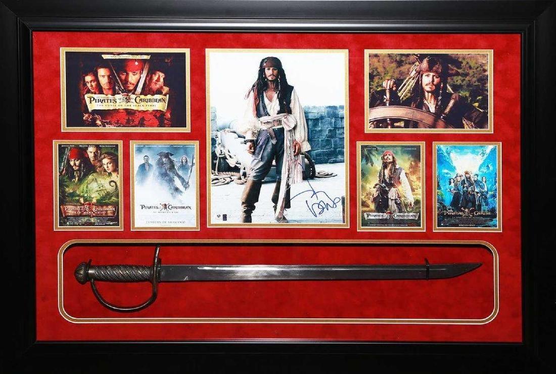 Pirates of The Caribbean Sword