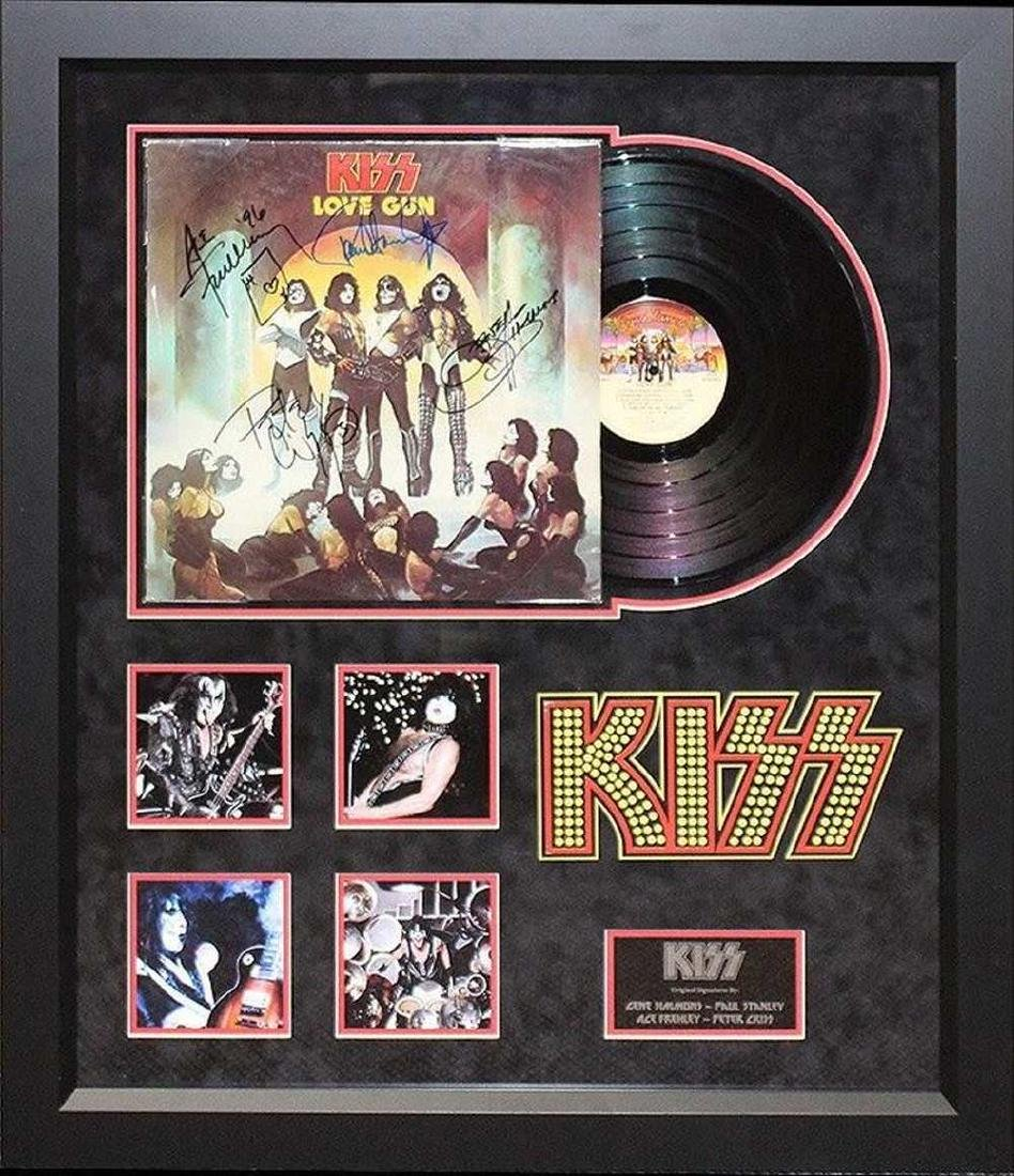 "Kiss ""Love Gun"" Album"