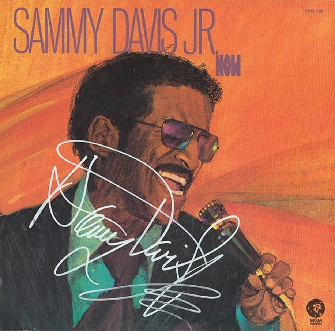"Sammy Davis Jr. ""Now"" Album"