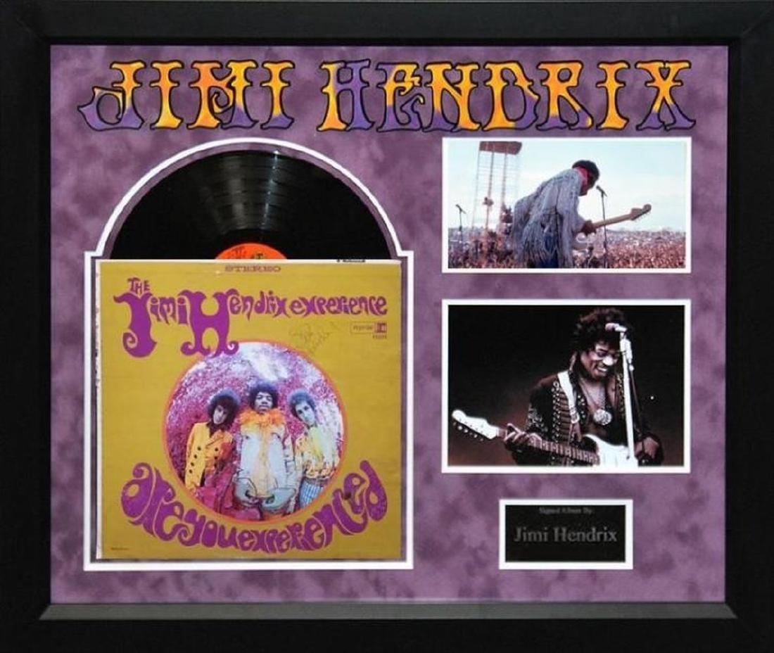 "Jimi Hendrix ""Are You Experienced"" Album"