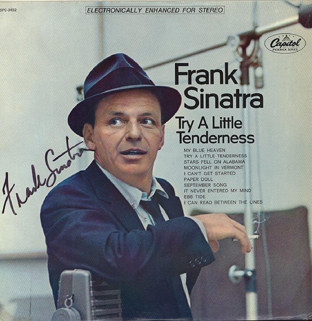 "Frank Sinatra ""Try a Little Tenderness"" Album"