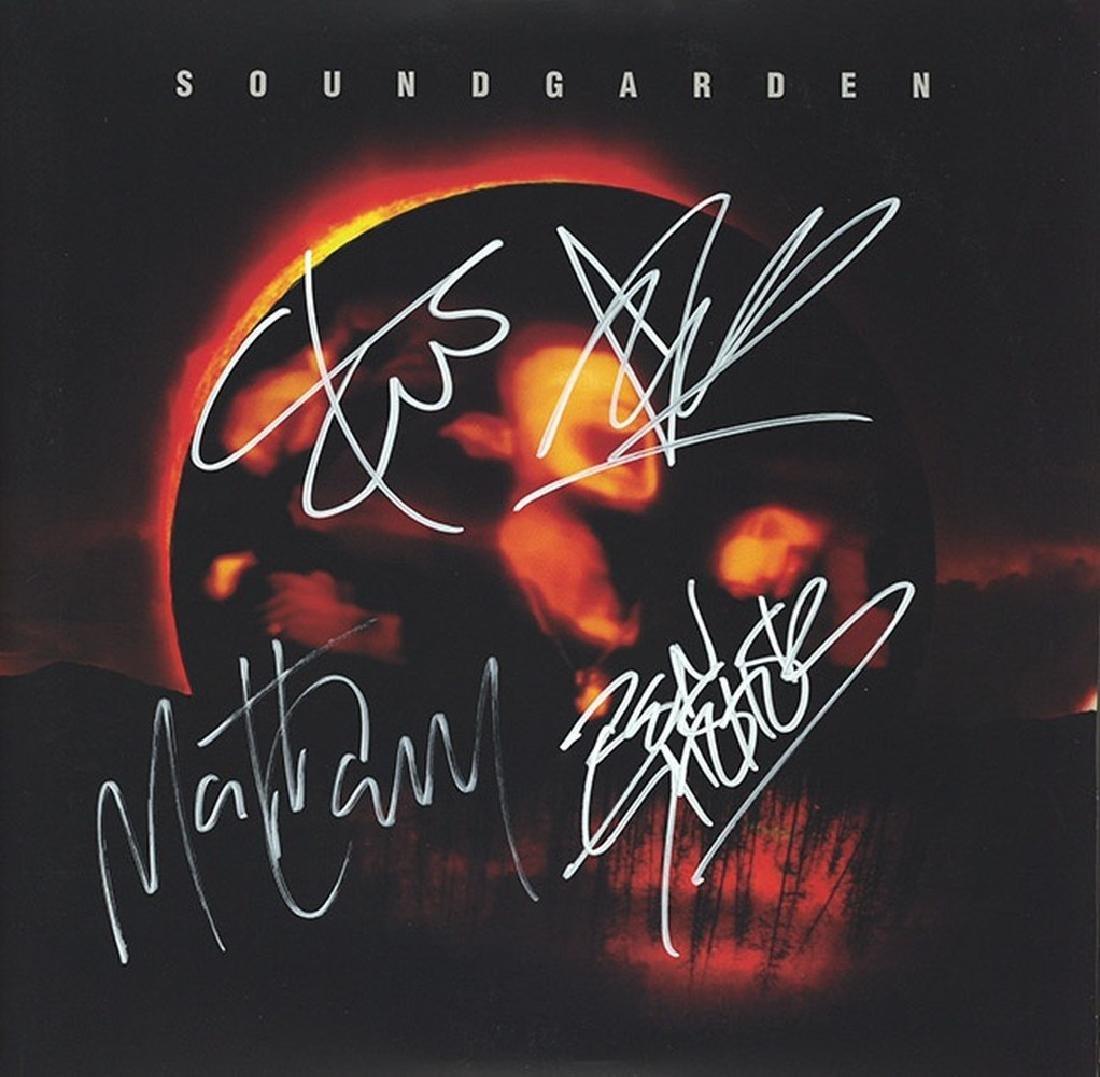 """Soungarden """"Superunknown"""" Album"""