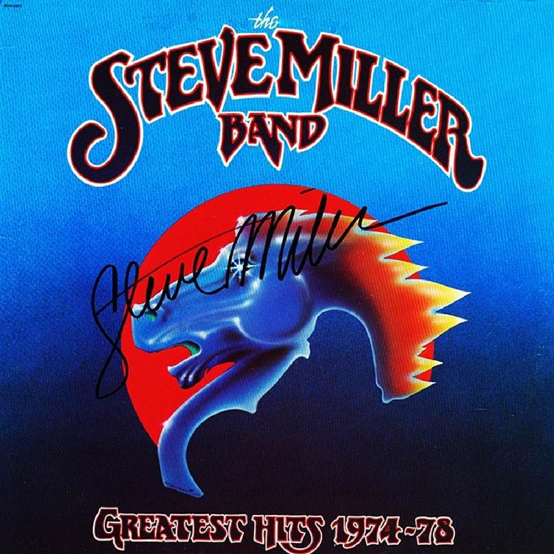 """Steve Miller Band """"Greatest Hits 1974-78"""" Album"""