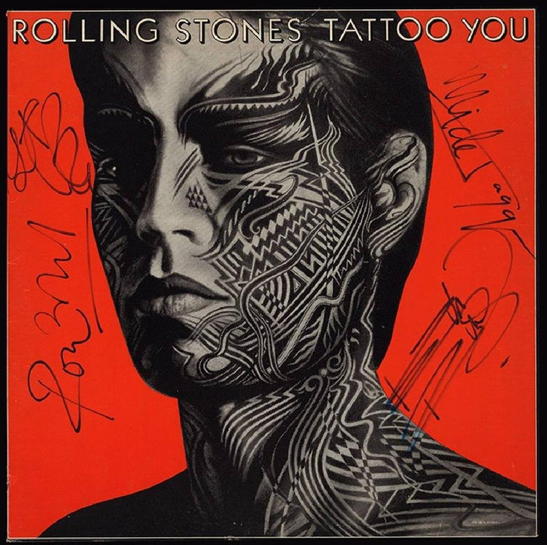 """Rolling Stones """"Tattoo You"""" Album"""