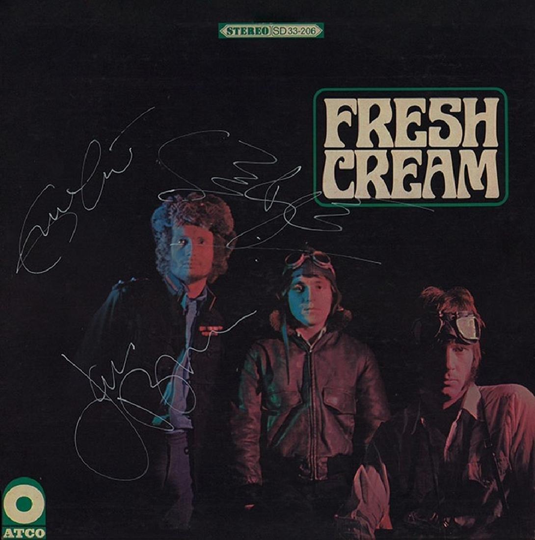 """Cream """"Fresh Cream"""" Album"""