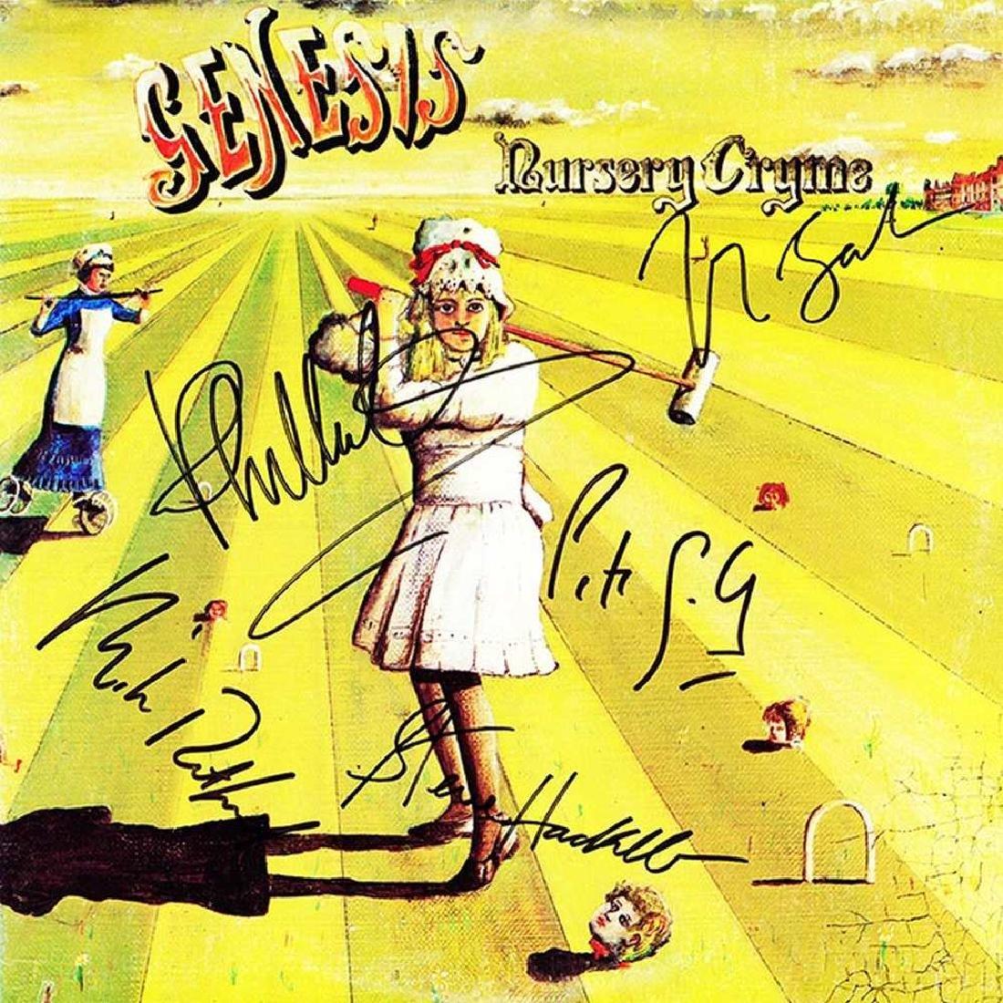 """Genesis """"Nursery Cryme"""" Album"""