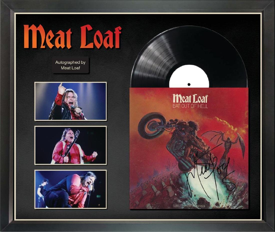 """Meatloaf """"Bat Out of Hell"""" Album"""