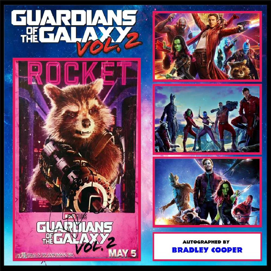 Guardians of the Galaxy Collage