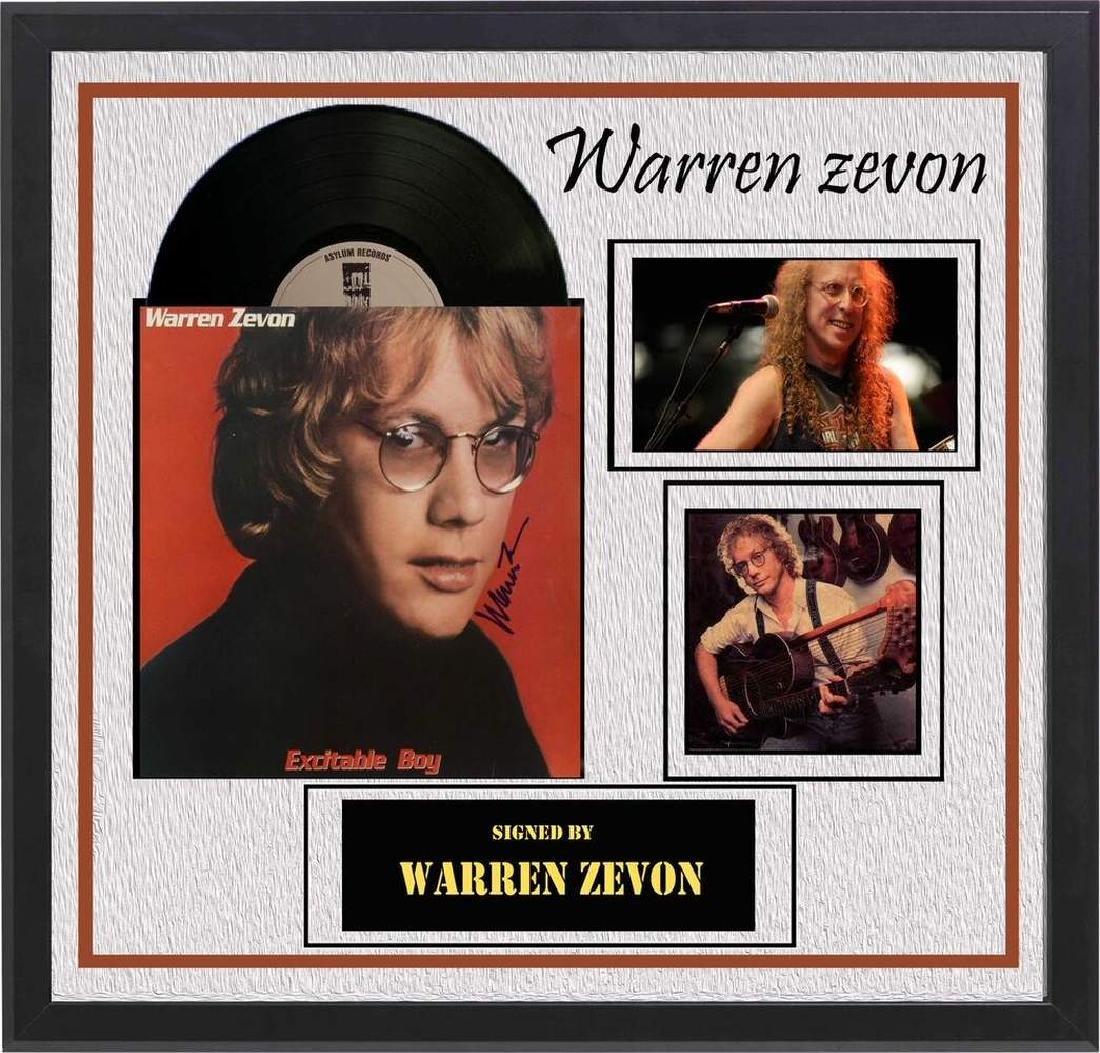 "Warren Zevon ""Excitable Boy"" Album"