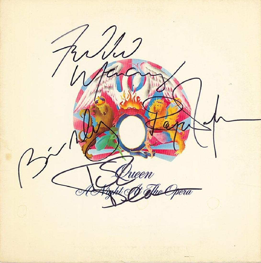"Queen ""A Night at the Opera"" Album"