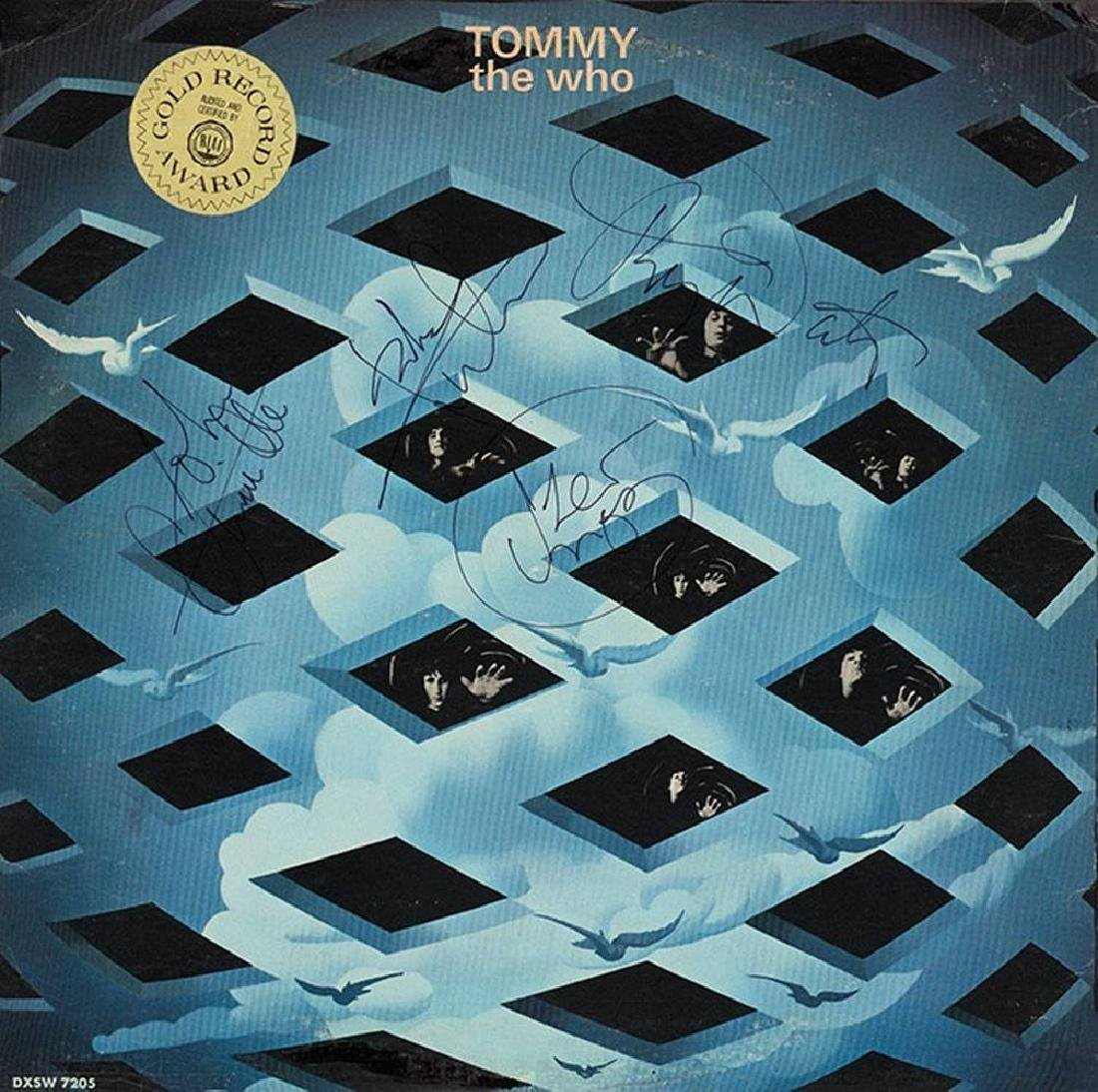 "Who ""Tommy"" Album"
