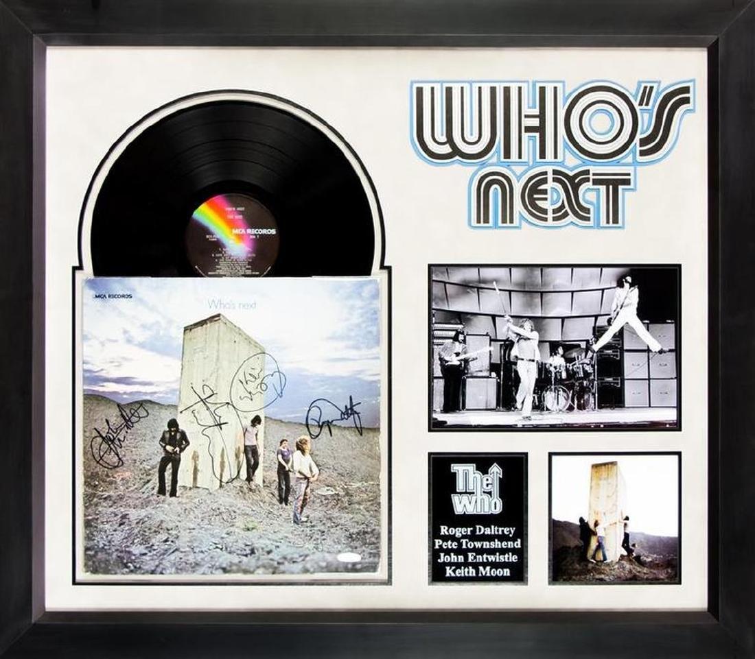 "The Who ""Who's Next"" Album"