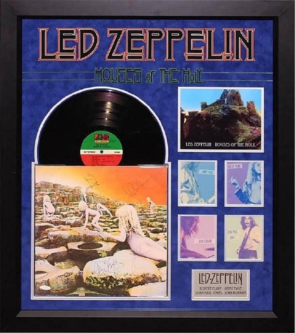 "Led Zeppelin ""Houses of the Holy"" Album"