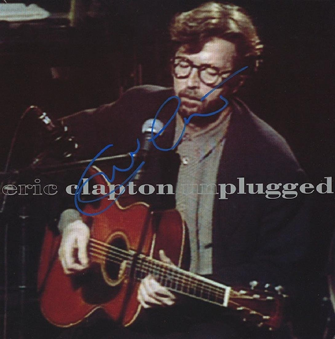 "Eric Clapton ""Unplugged"" Album"