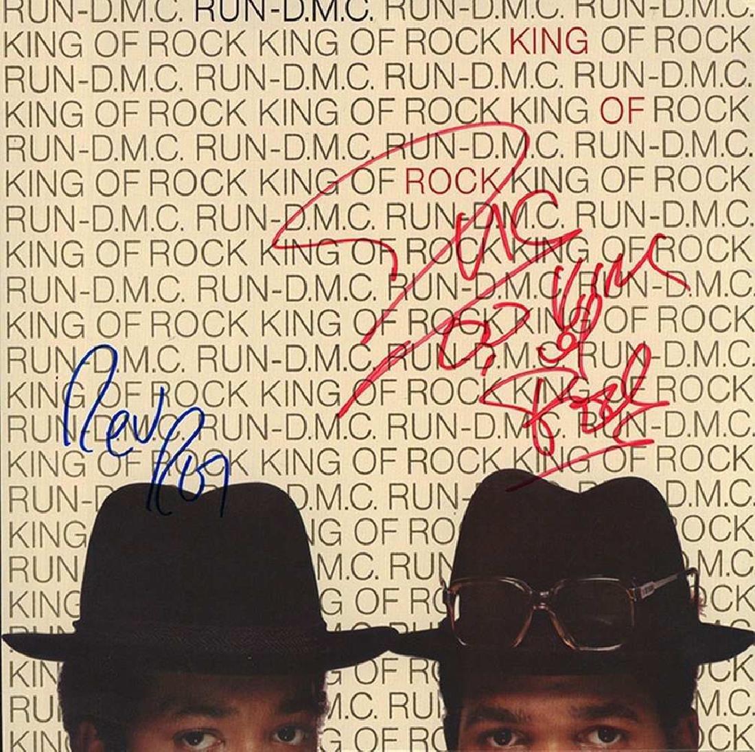 "Run DMC ""King of Rock"" Album"
