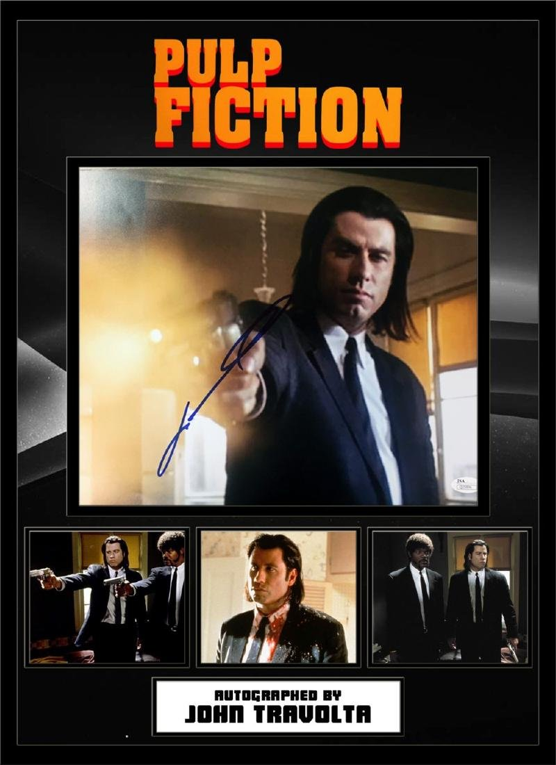 Pulp Fiction Shooter Collage