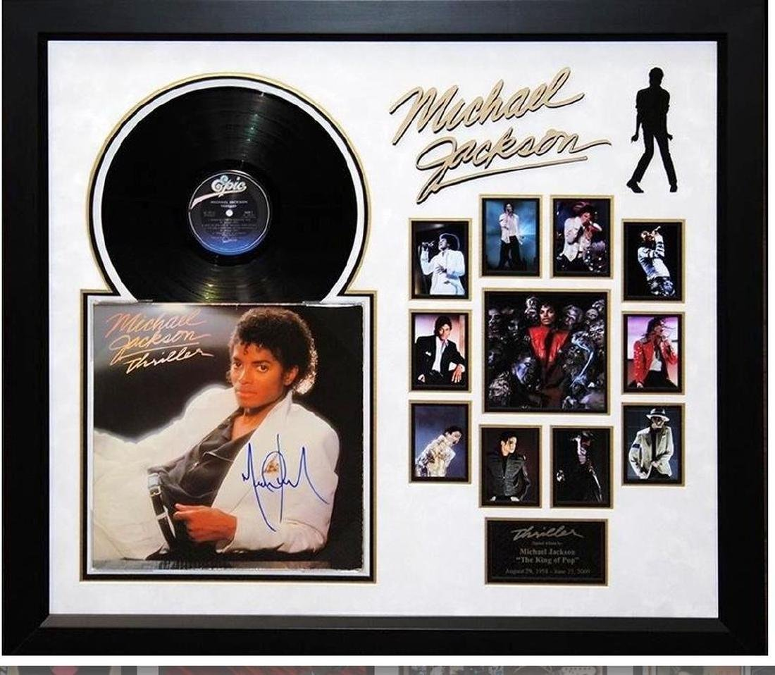 """Michael Jackson """"Thriller"""" Album"""