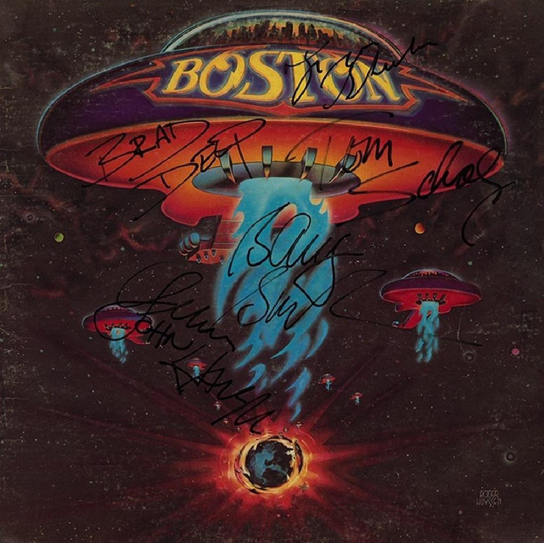 """Boston """"Boston"""" Album"""