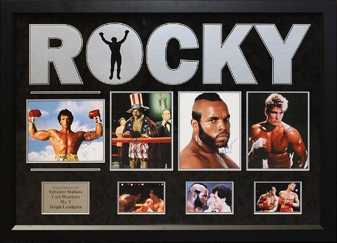 Rocky Collage