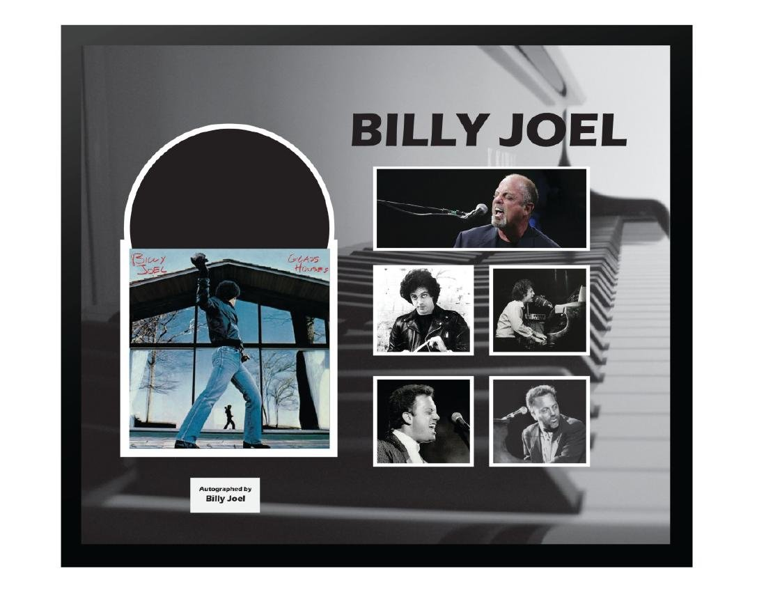 "Billy Joel ""Glass Houses"" Album"