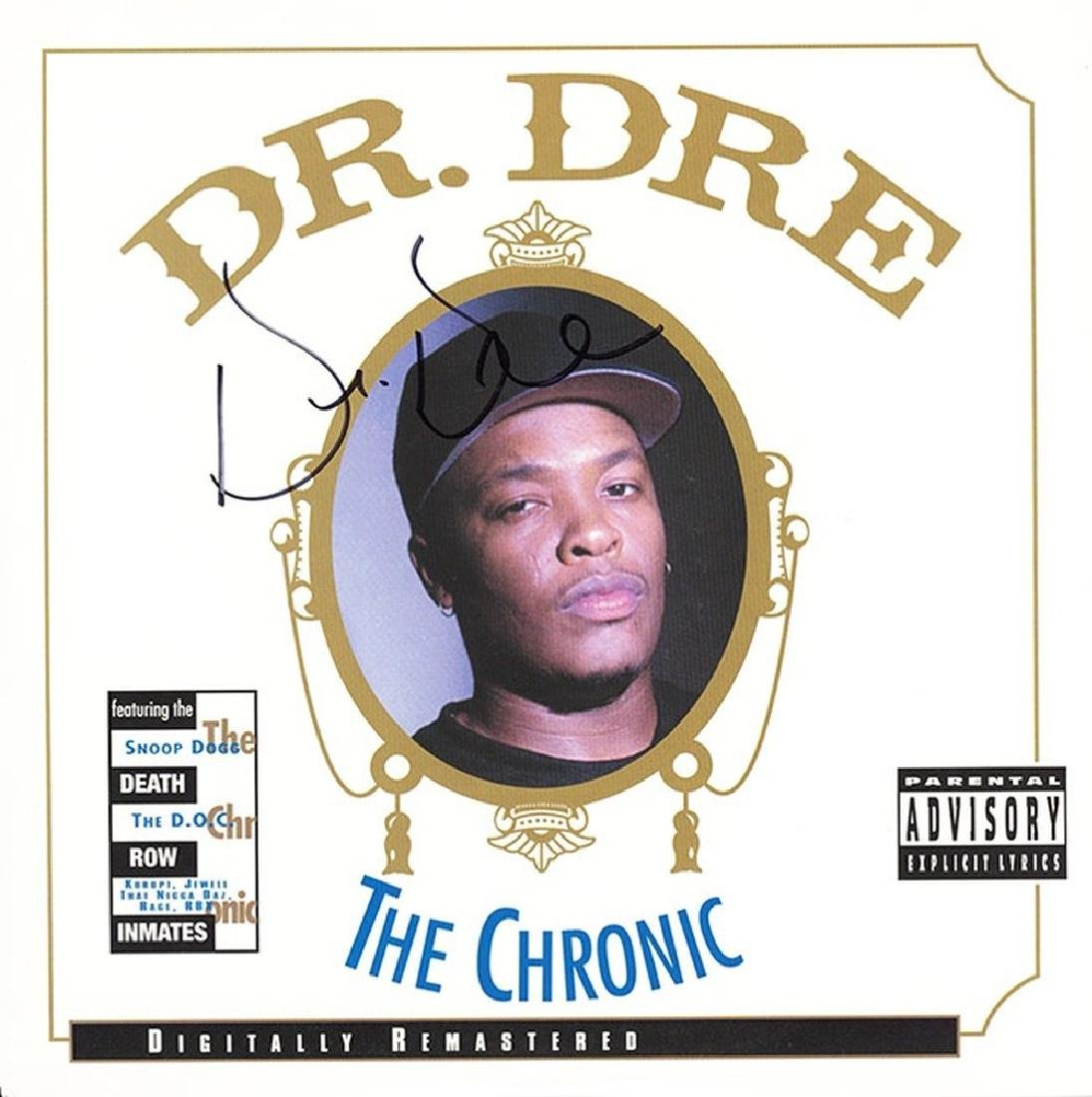 "Dr. Dre ""The Chronic"" Album"