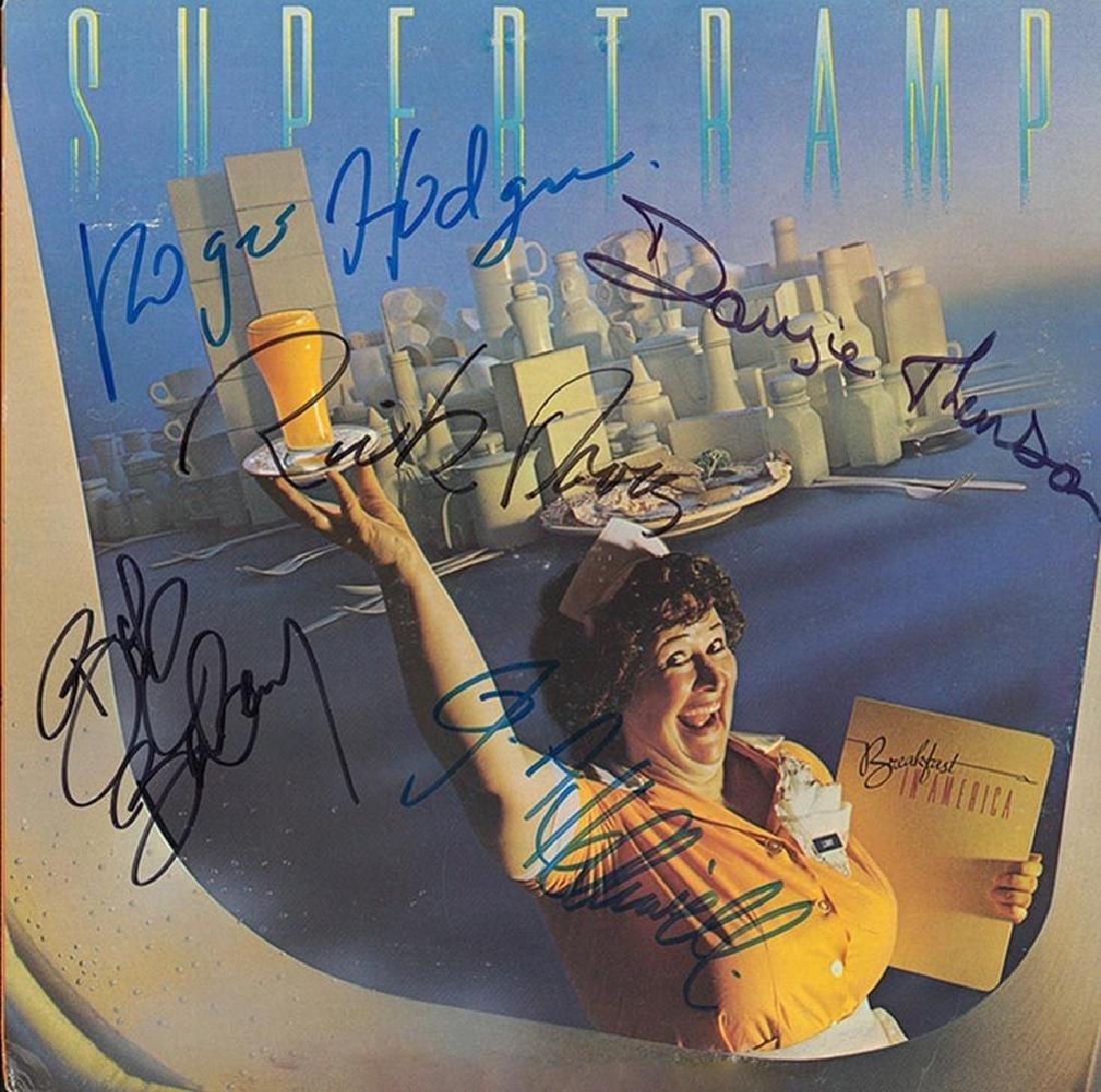 "Supertramp ""Breakfast in America"" Album"