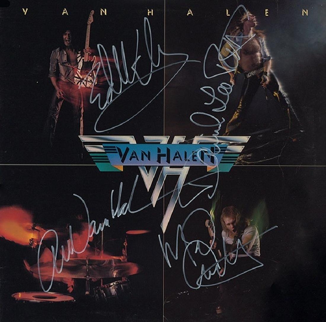 """Van Halen """"Van Halen"""" Album"""
