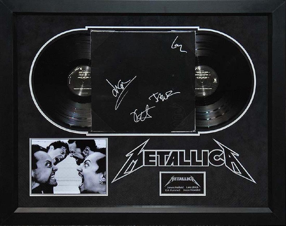 """Metallica """"Black"""" Album"""