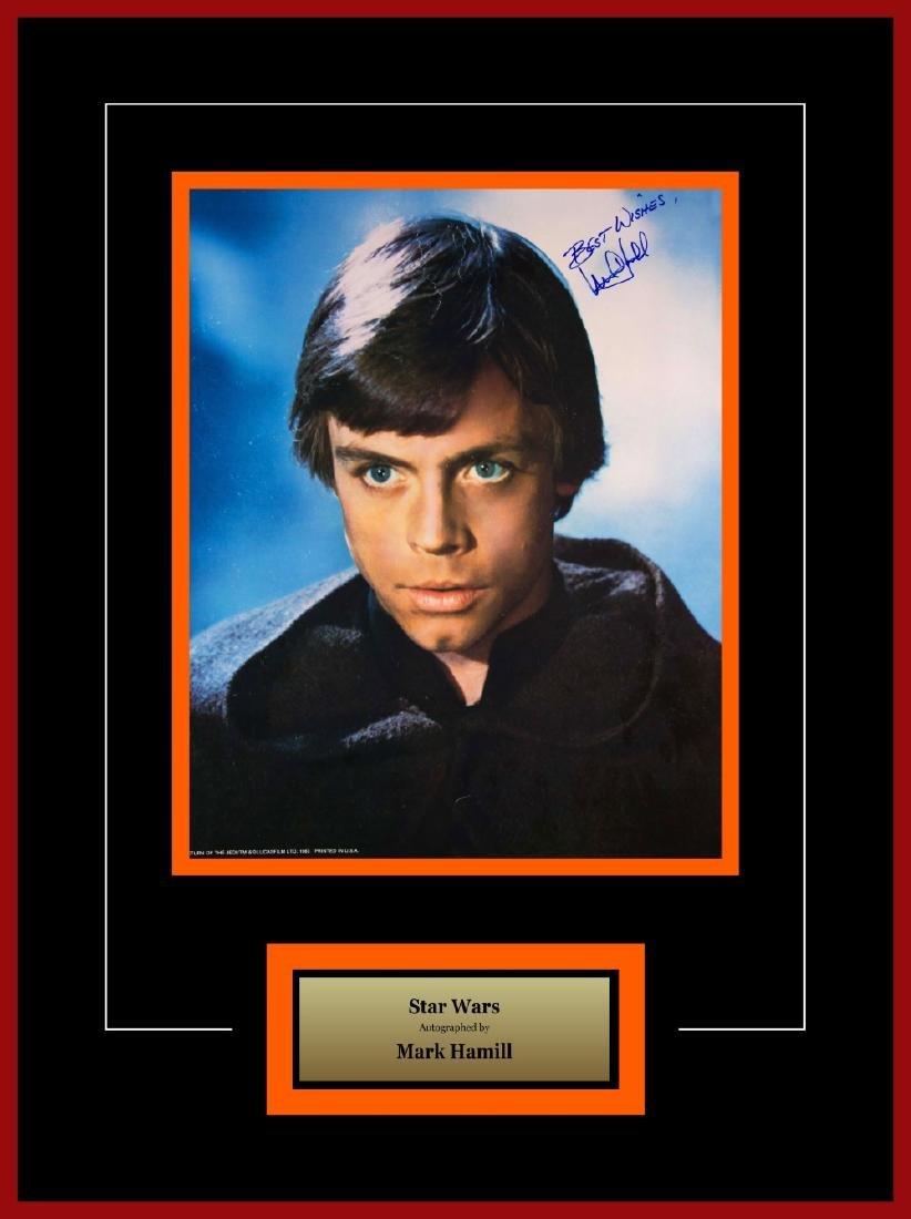 Luke Skywalker Artist Series