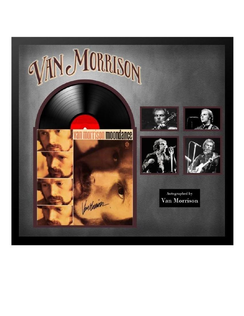 """Van Morrison """"Moondance"""" Album"""