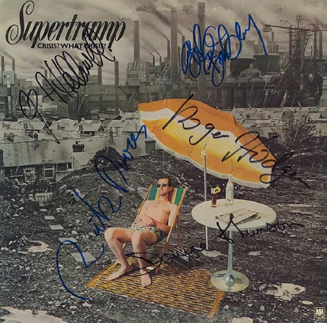 "Supertramp ""Crisis? What Crisis?"" Album"