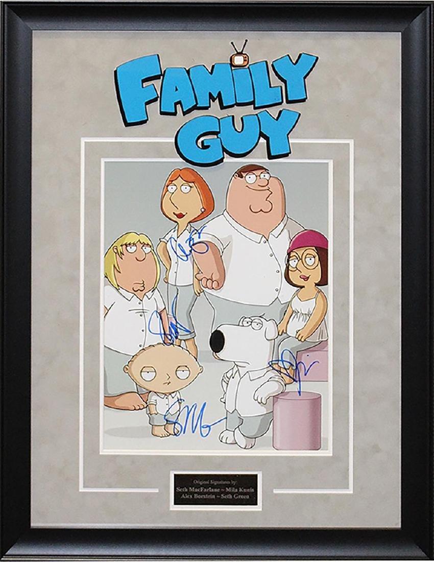 Family Guy Illustration
