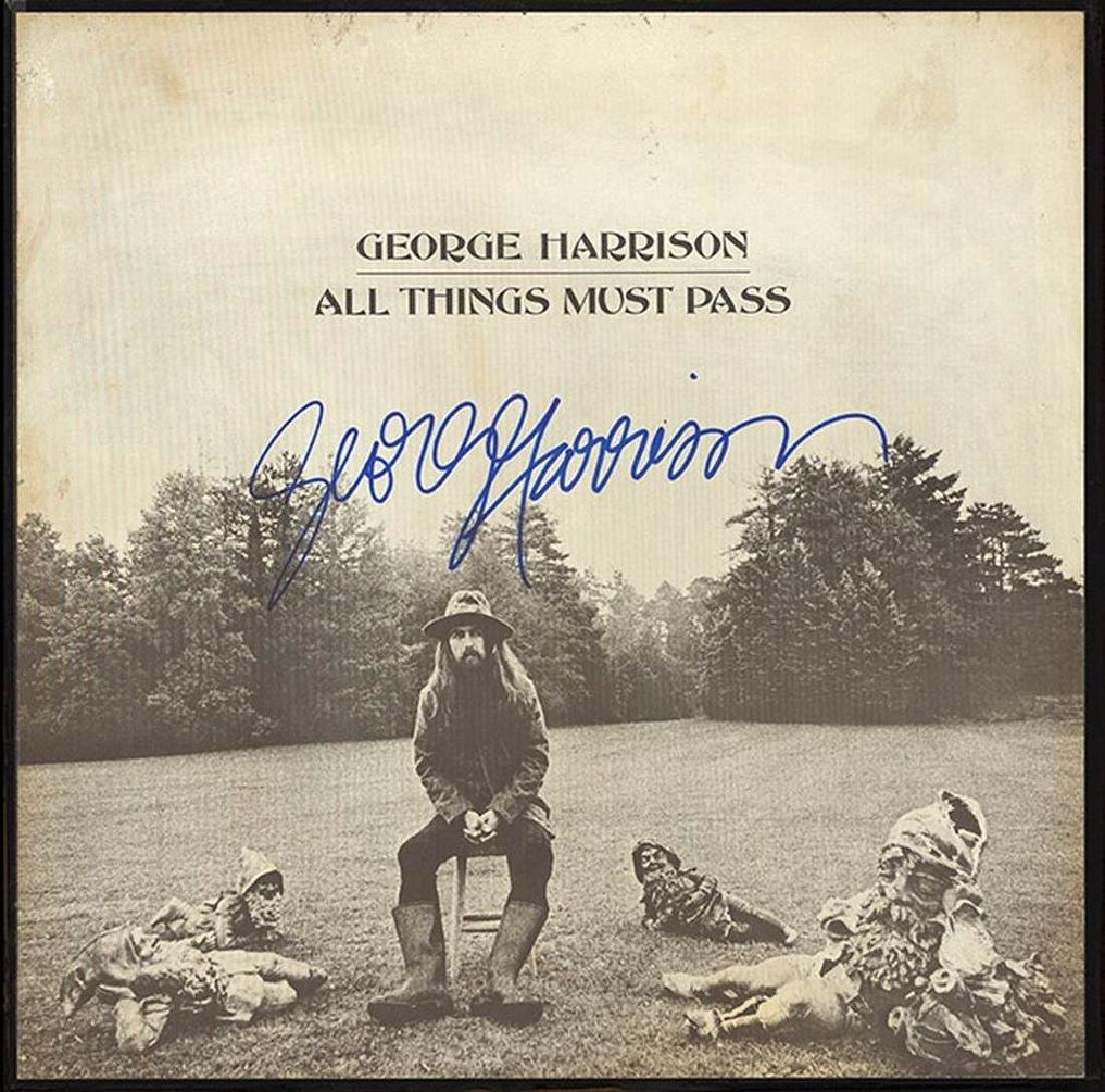 """George Harrison """"All Things Must Pass"""" Album"""