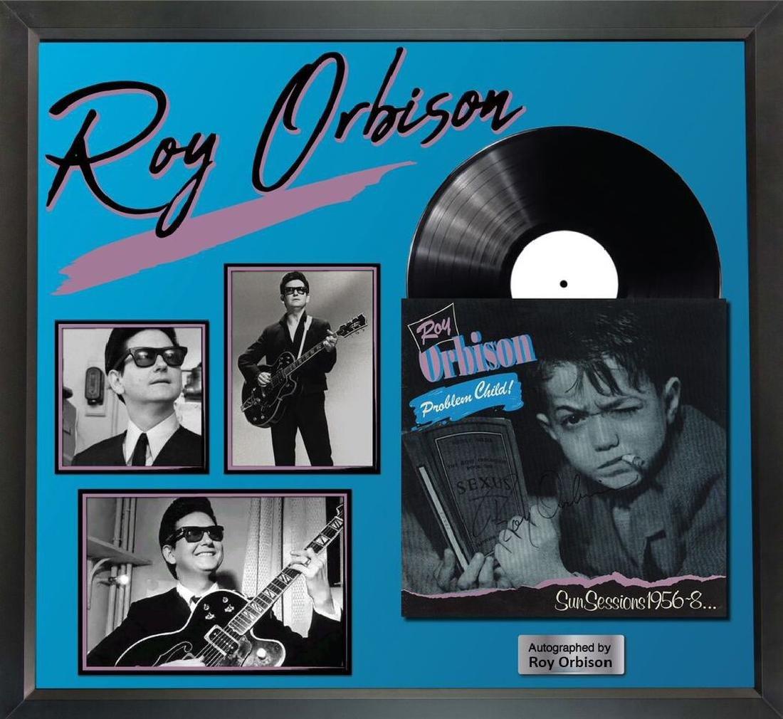 "Roy Orbison ""Problem Child"" Album"
