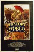 History of the World Part 1 – Signed Movie Poster