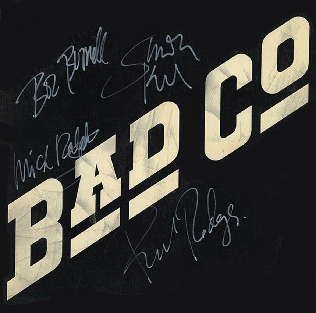 "Bad Company ""Bad Company"" Album"