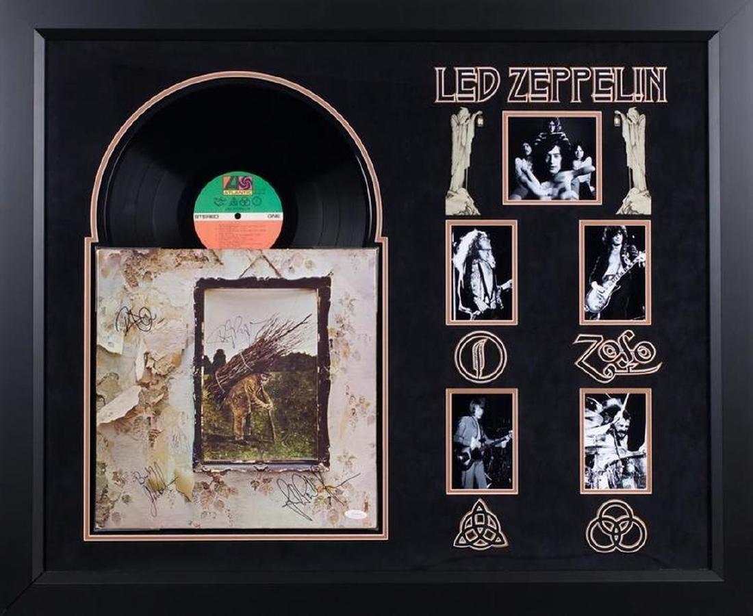 """Led Zeppelin """"4"""" Album"""