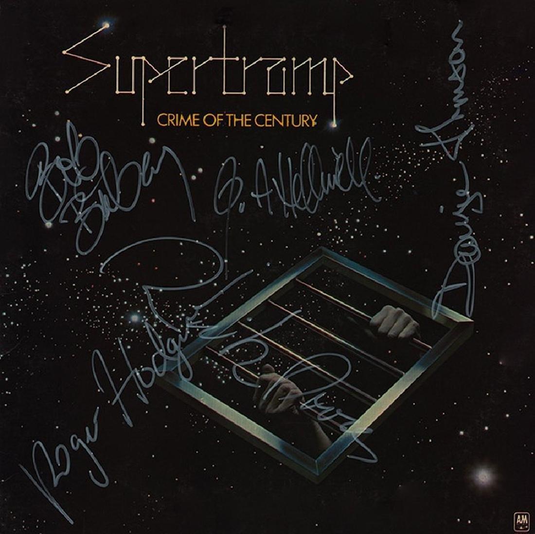 """Supertramp """"Crime of the Century"""" Album"""