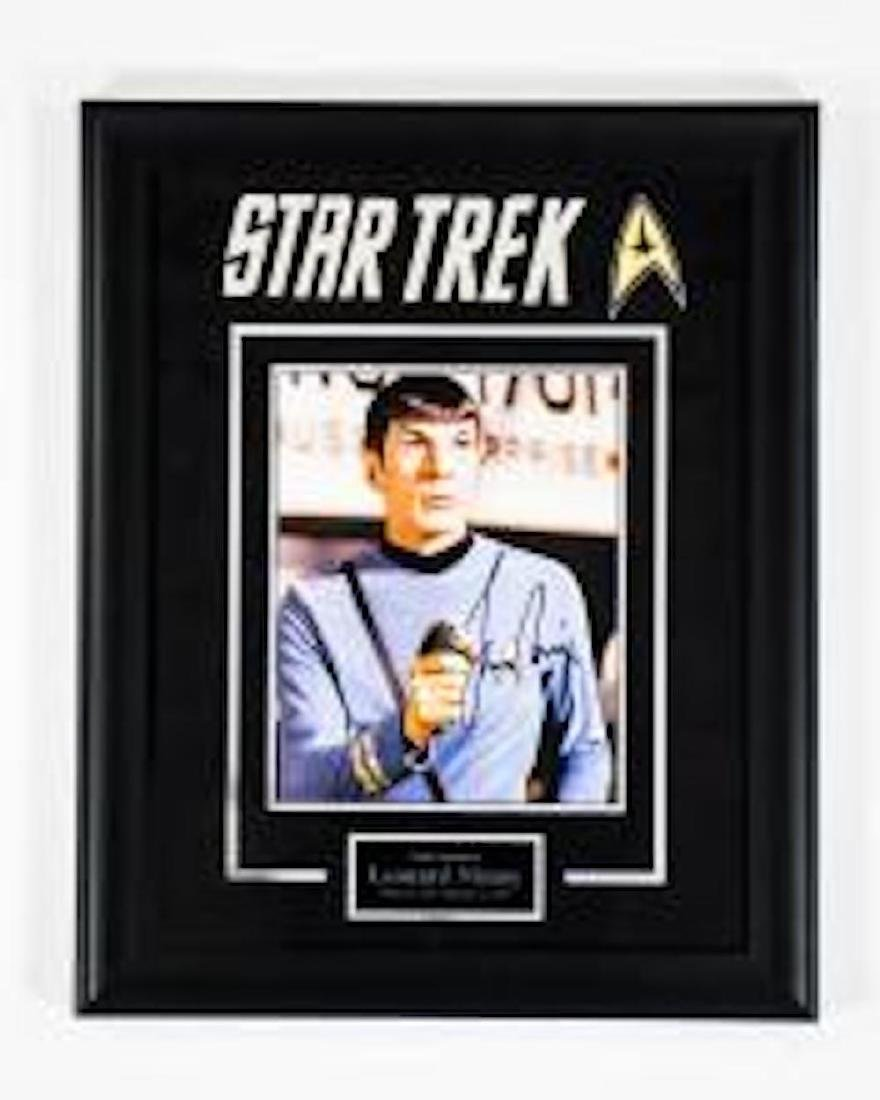 Mr. Spock Artist Series