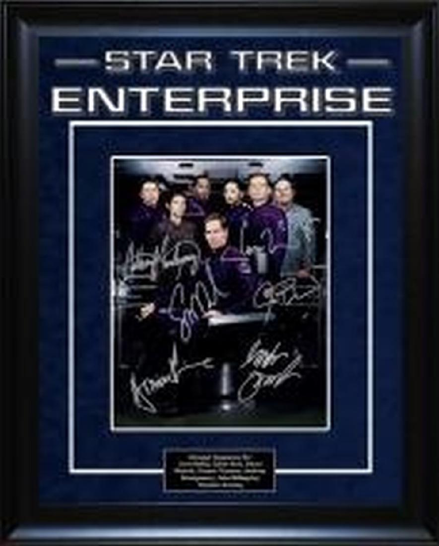 Star Trek Enterprise Artist Series