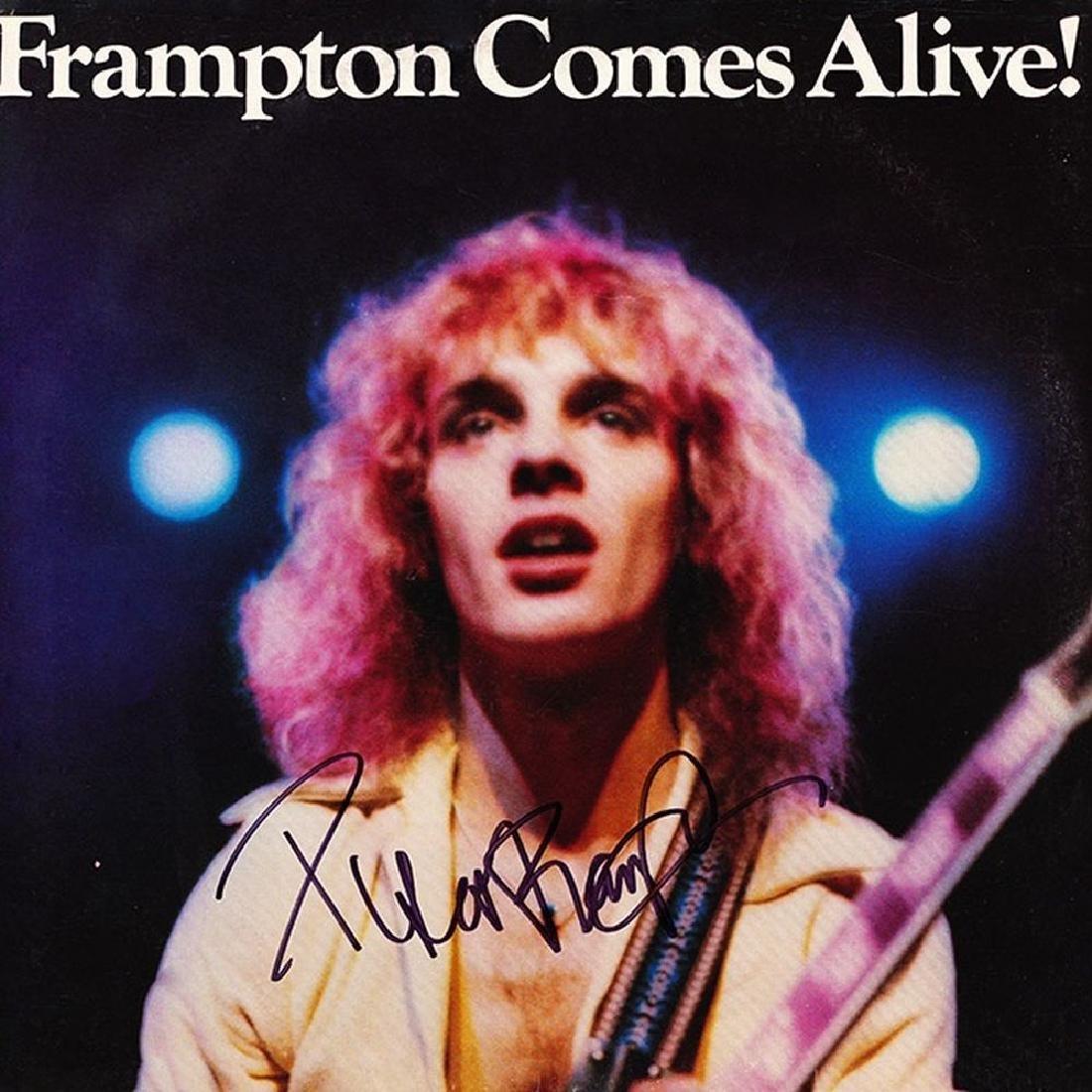 "Peter Frampton ""Frampton Comes Alive"" Album"