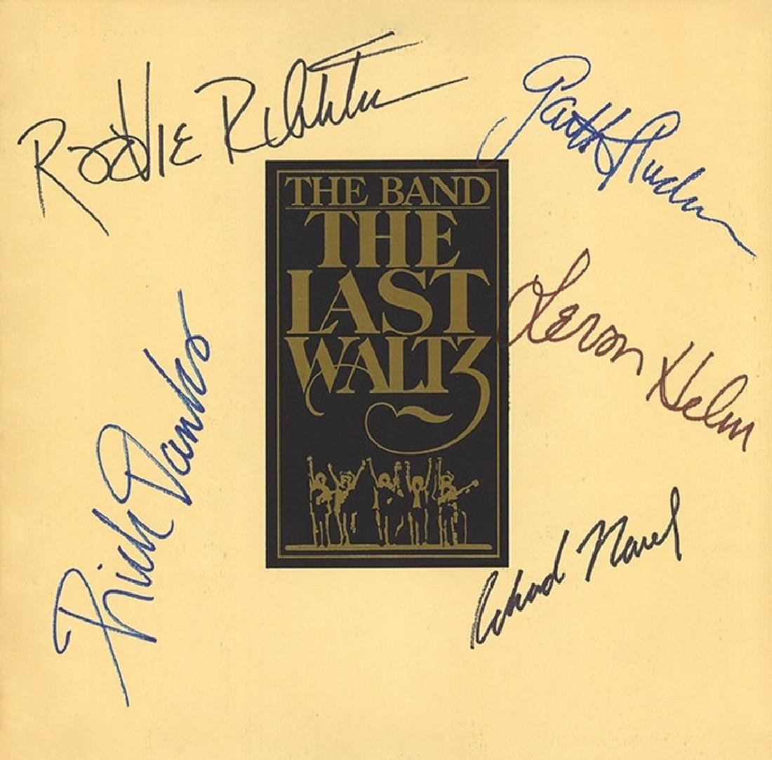 "The Band ""The Last Waltz"" Album"