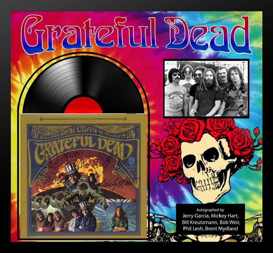 """Grateful Dead """"Grateful Dead"""" Album"""