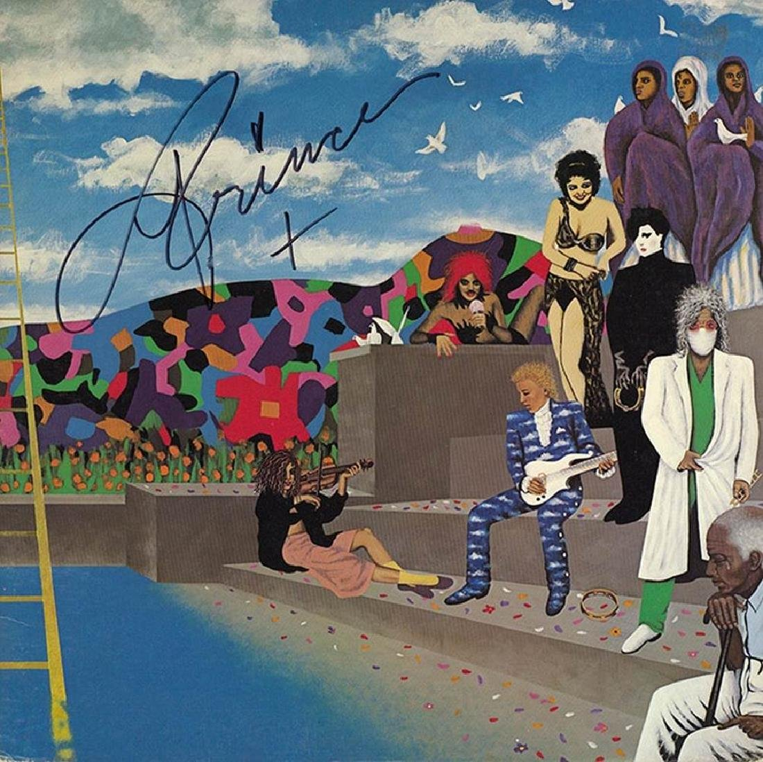 """Prince """"Around the World in a Day"""" Album"""
