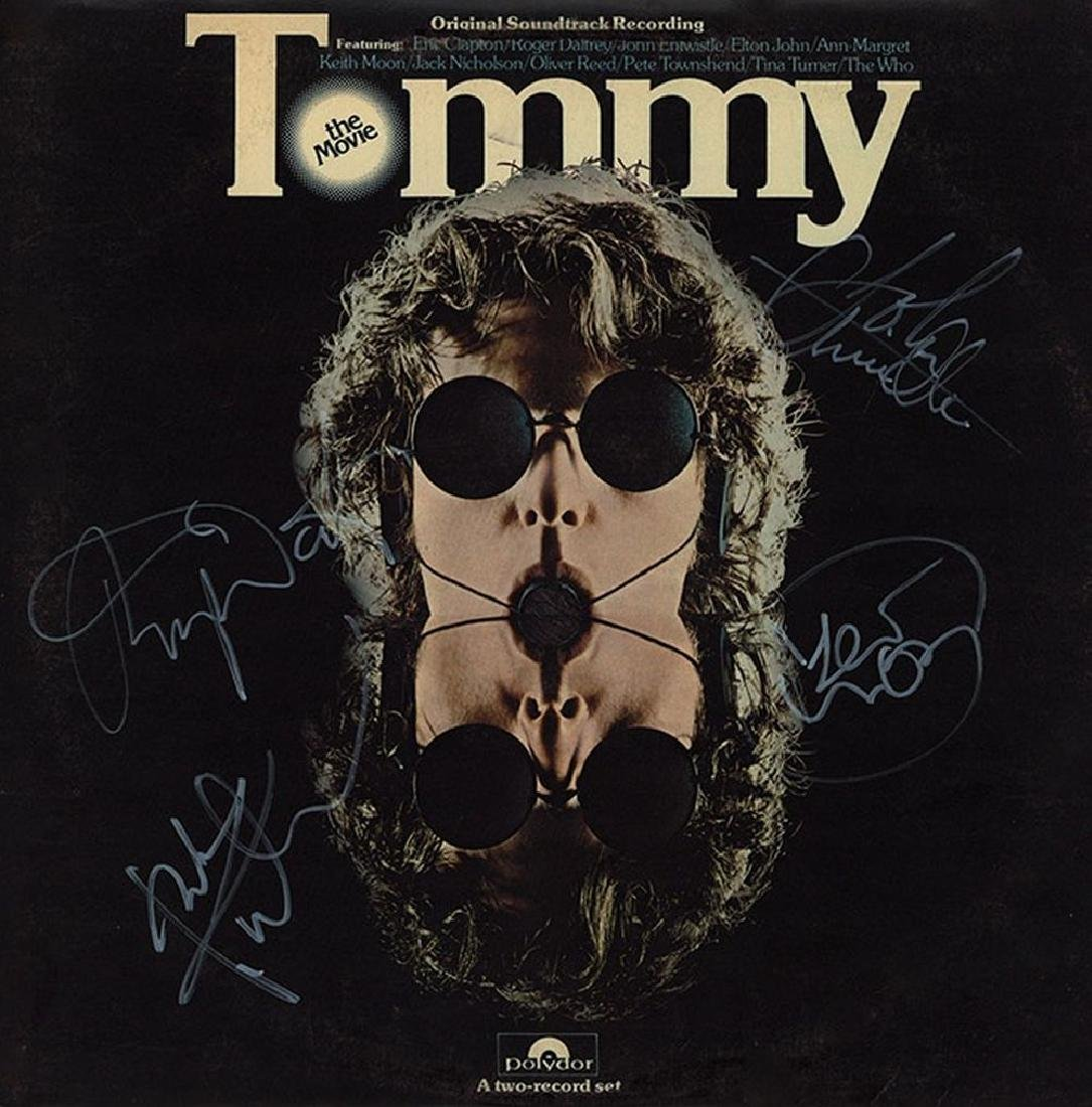 "Who ""Tommy Movie Soundtrack"" Album"