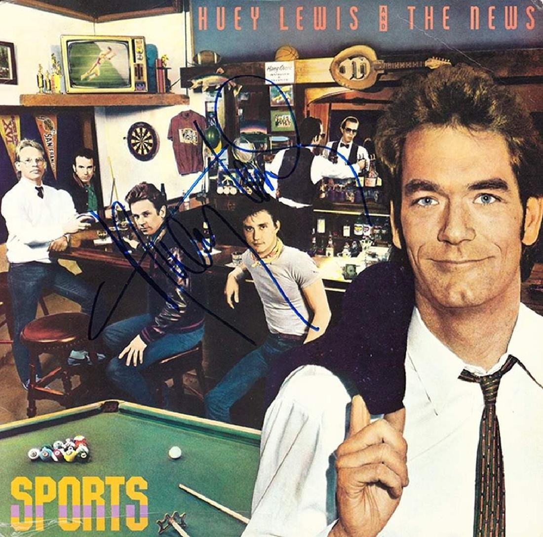 "Huey Lewis & the News ""Sports"" Album"
